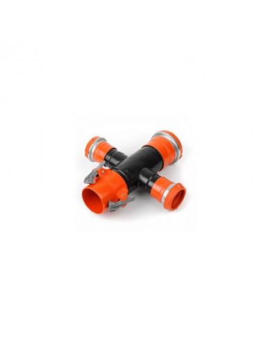 Conexiune Tip Cruce ∅90x50x90x50 - CXC90/50